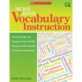 Scholastic The Next Step in Vocabulary Instruction