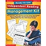 Scholastic Ready-to-Use Independent Reading Management Kit: