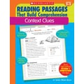 Scholastic Reading Passages That Build Comprehension: Context Clues