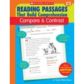 Scholastic Reading Passages That Build Comprehension: Compare & Contrast