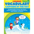 Scholastic Vocabulary Cartoon of the Day for Grades 2-3