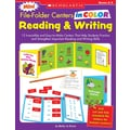 Scholastic Mini File-Folder Centers in Color: Reading & Writing (2-3)