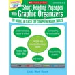 Scholastic Short Reading Passages With Graphic Organizers, Grades 2–3