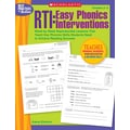 Scholastic RTI: Easy Phonics Interventions