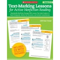 Scholastic Text-Marking Lessons for Active Nonfiction Reading (Grades 2-3)