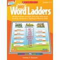 Scholastic Interactive Whiteboard Activities: Daily Word Ladders Grades 2–3