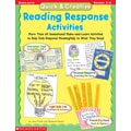 Scholastic Quick & Creative Reading Response Activities