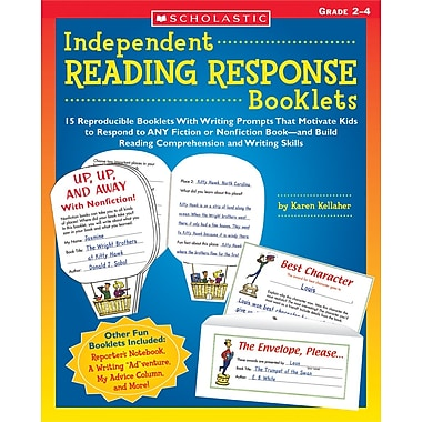 Scholastic Independent Reading Response Booklets