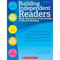 Scholastic Building Independent Readers With Interactive Read-Alouds & Shared Reading