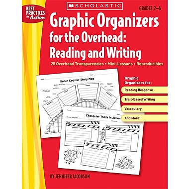 Scholastic Graphic Organizers for the Overhead: Reading and Writing