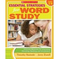 Scholastic Essential Strategies for Word Study
