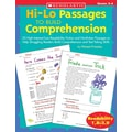 Scholastic Hi-Lo Passages to Build Comprehension: Grades 3–4