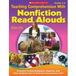 Scholastic Teaching Comprehension With Nonfiction Read Alouds