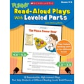 Scholastic Funny Read-Aloud Plays With Leveled Parts