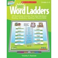Scholastic Interactive Whiteboard Activities: Daily Word Ladders Grades 4–6