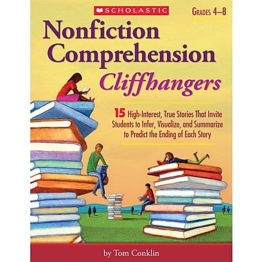 Scholastic Nonfiction Comprehension Cliffhangers