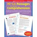 Scholastic Hi-Lo Passages to Build Comprehension: Grades 7–8
