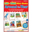 Scholastic Cut & Paste Mini-Books: Around the Year