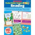 Scholastic Pocket-Folder Centers in Color: Math Grades K-1