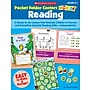 Scholastic Pocket-Folder Centers In Color: Math Grades K-1