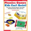 Scholastic Phonics Games Kids Can't Resist!