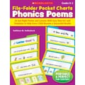 Scholastic File-Folder Pocket Charts: Phonics Poems
