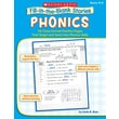 Scholastic Fill-in-the-Blank Stories: Phonics