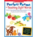 Scholastic Perfect Poems for Teaching Sight Words