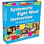 Scholastic Systematic Sight Word Instruction For Reading Success: