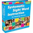 Scholastic Systematic Sight Word Instruction for Reading Success: A 35-Week Program