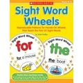 Scholastic Sight Word Wheels