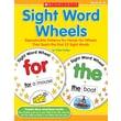Scholastic Sight Word Wheels