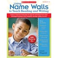 Scholastic Using Name Walls to Teach Reading and Writing
