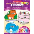 Scholastic Turn-to-Learn Wheels in Color: Phonics