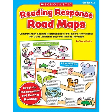 Scholastic Reading Response Road Maps