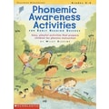 Scholastic Phonemic Awareness Activities for Early Reading Success