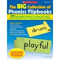 Scholastic The Big Collection of Phonics Flipbooks