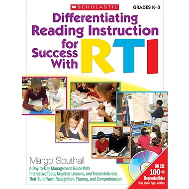 Scholastic Differentiating Reading Instruction for Success With RTI