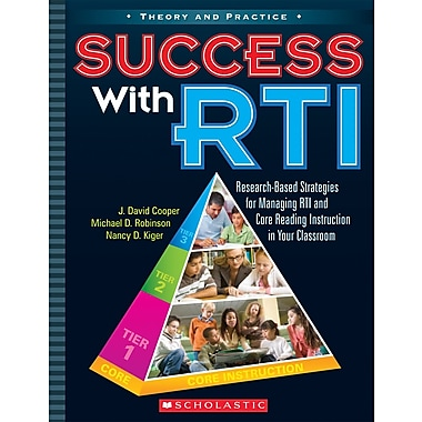 Scholastic Success with RTI