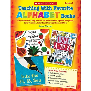 Scholastic Teaching With Favorite Alphabet Books