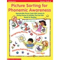 Scholastic Picture Sorting for Phonemic Awareness