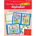 Scholastic File-Folder Games in Color: Alphabet