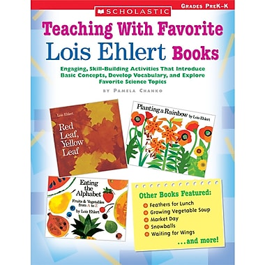 Scholastic Teaching With Favorite Lois Ehlert Books