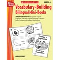 Scholastic Vocabulary-Building Bilingual Mini-Books