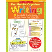 Scholastic First Graphic Organizers: Writing