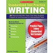 Scholastic Teaching Reading: Differentiated Instruction With Leveled Graphic Organizers