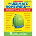 Scholastic The Ultimate Homework Book: Grammar, Usage & Mechanics