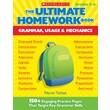 Scholastic The Ultimate Homework Book: Grammar, Usage & Mechanics