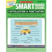Scholastic SMART Board™ Lessons: Capitalization & Punctuation