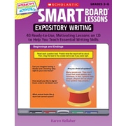 Scholastic SMART Board™ Lessons: Expository Writing